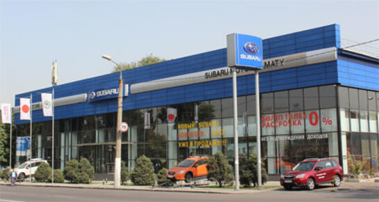 Subaru Motor Almaty, Алматы, ул. Тюлькубасская, 2
