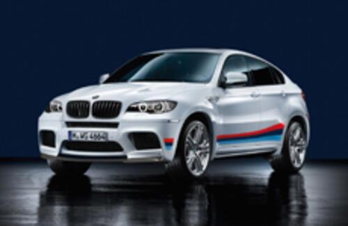 Версия BMW X6 M будет выпущена лимитированной серией в 100 автомобилей