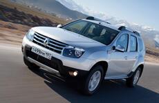 Renault Duster: начало отсчета