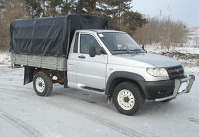 UAZ Cargo