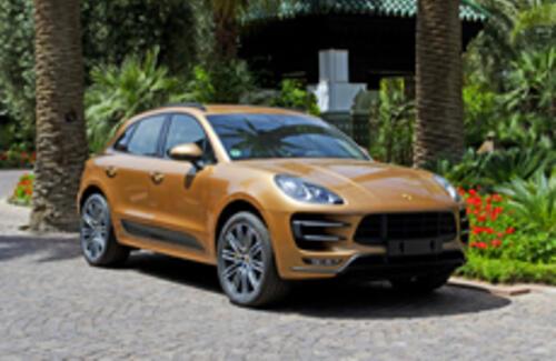 Porsche Macan – самый спортивный из кроссоверов