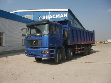 Shacman SX3316