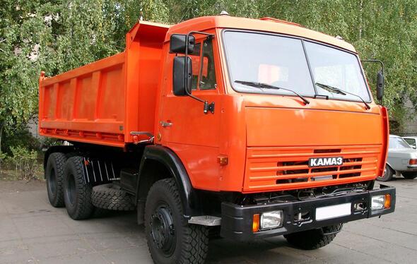 КамАЗ 45142