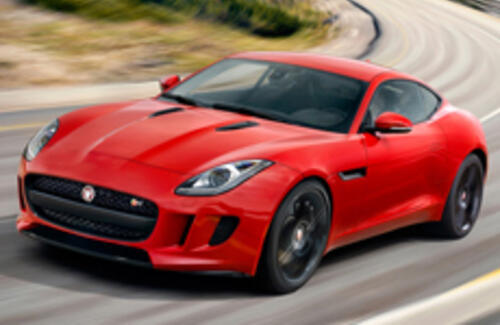 Новый Jaguar F-TYPE Coupе презентован в Алматы