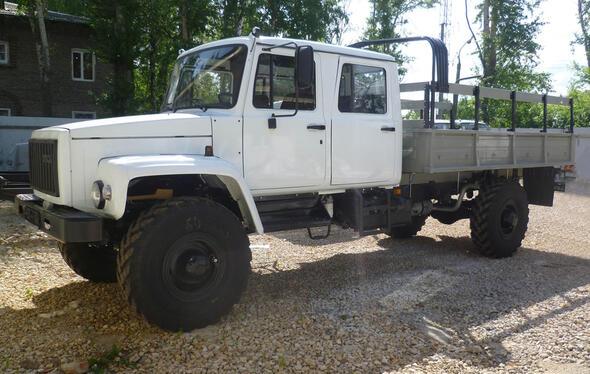 ГАЗ Садко 33081