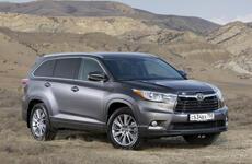 Toyota Highlander 2014: новый во всём