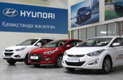Hyundai нашей сборки