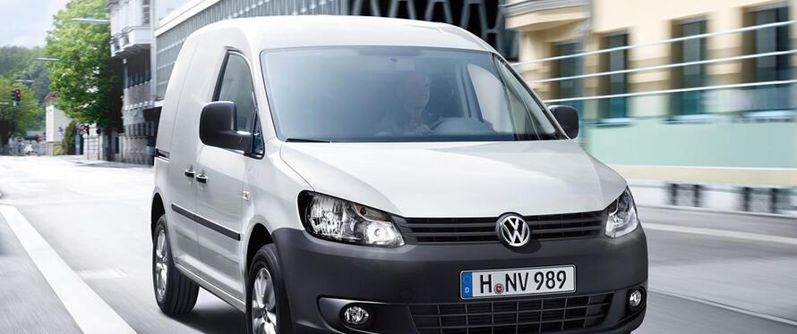 Volkswagen Caddy Kasten