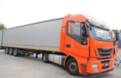 AllurGroup будет производить новые грузовики IVECO STRALIS