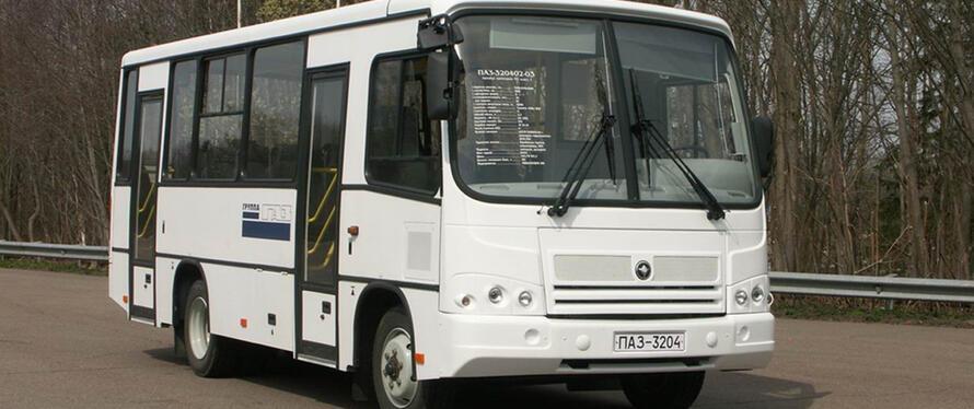 ПАЗ 3204