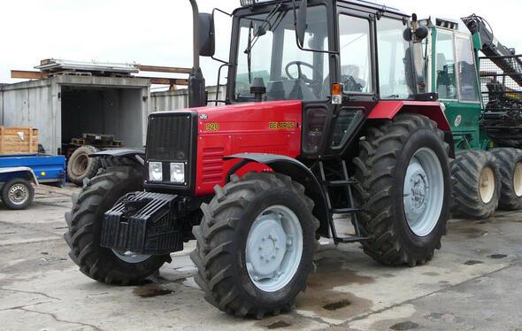 Беларус 920