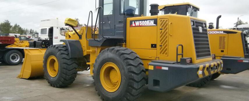 XCMG LW500FN