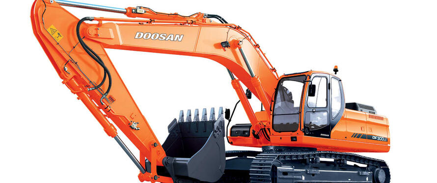 Doosan DX300
