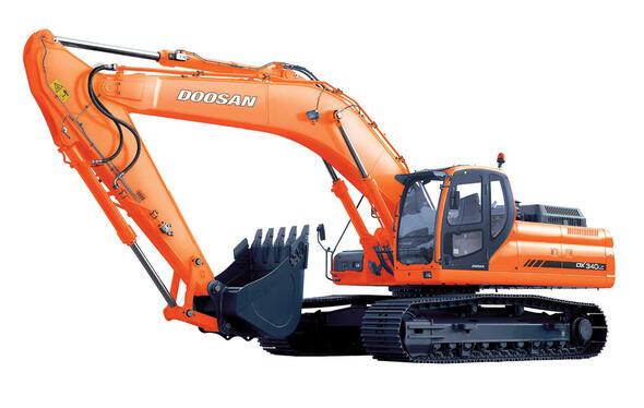 Doosan DX340