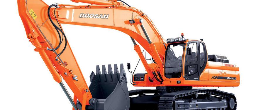 Doosan DX420