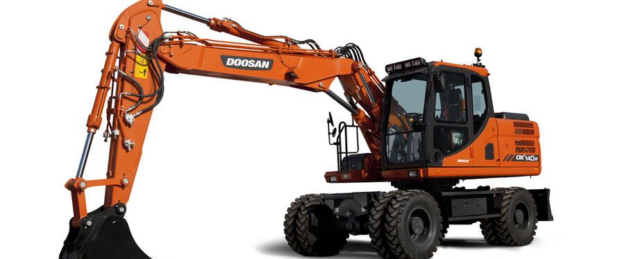 Doosan DX140W