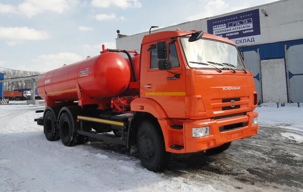 КамАЗ КО-505А