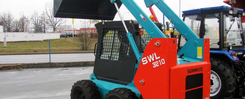 Sunward SWL3210
