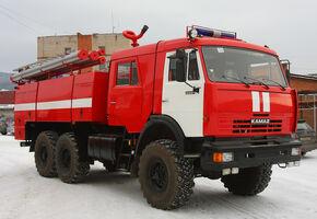 Урал Пожтехника (Миасс) АЦ 7.0 (КамАЗ 43118)