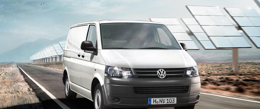 Volkswagen Transporter Kasten