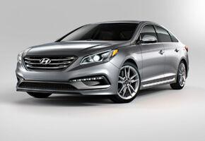 Hyundai Sonata NEW