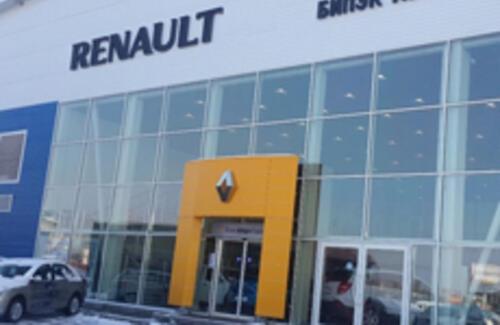 Открылся новый дилерский центр Renault в Шымкенте
