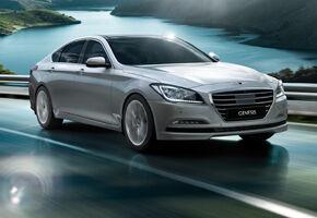 Hyundai Genesis NEW