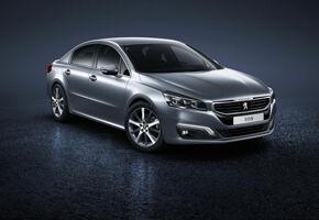 Peugeot 508 New