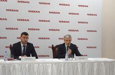Новый дистрибьютор Nissan в Казахстане