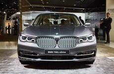 BMW 7-Series получил мощнейшую в мире дизельную «шестерку»