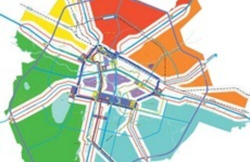 Восьмиполосную магистраль без светофоров обустроят в Астане