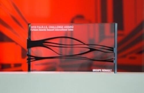 ASTER AUTO признан лучшим импортером Renault в мире