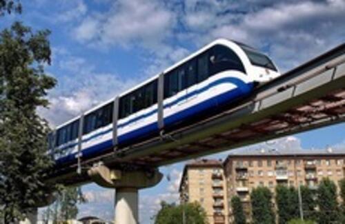В Алматы построят монорельсовую дорогу
