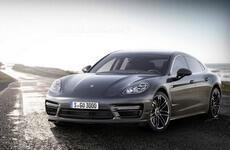 Новый Porsche Panamera появится в ноябре