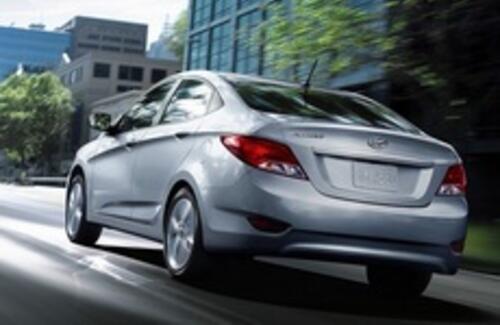 Рассекречен новый Hyundai Accent