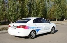 Компания LIFAN презентует SOLANO II в г. Астана