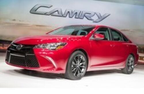 Toyota Camry 60: известны первые подробности