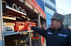 Автопарк ДЧС г. Алматы пополнен техникой от казахстанского производителя