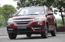 Продажи рестайлингового LIFAN X60 FL в Казахстане начнутся в декабре