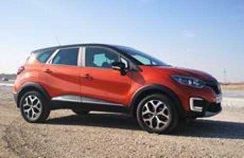 Renault Kaptur – стиляга с задатками активного путешественника