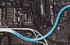 В Алматы строят новую развязку