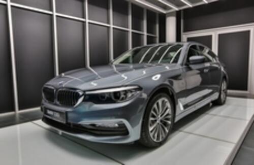 BMW 5-й серии. Седьмое поколение...