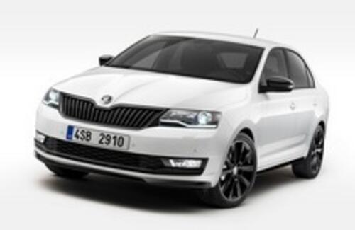 Обновленный Škoda Rapid станет доступен казахстанцам этим летом