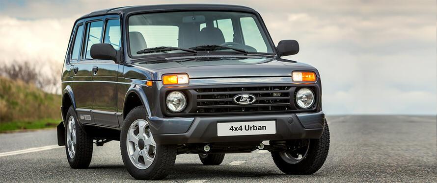 Lada 4x4 Urban 5 door