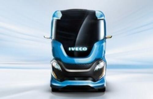 Автомобили-беспилотники Iveco появятся в Казахстане