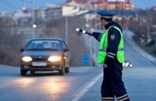 В России начнут наказывать водителей из Казахстана