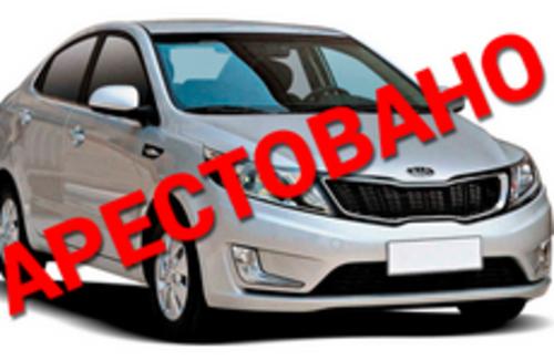 В Алматы арестуют около 2 000 автомобилей