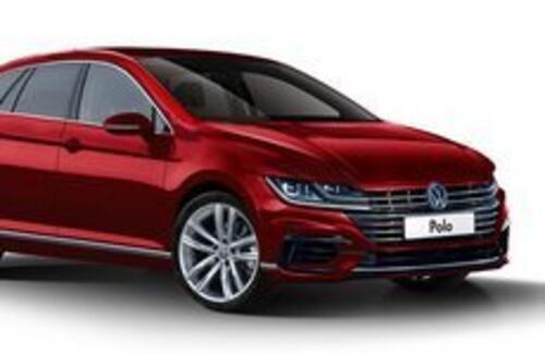 Новый Volkswagen Polo покажут осенью