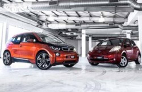 Спрос на электромобили в Казахстане растет