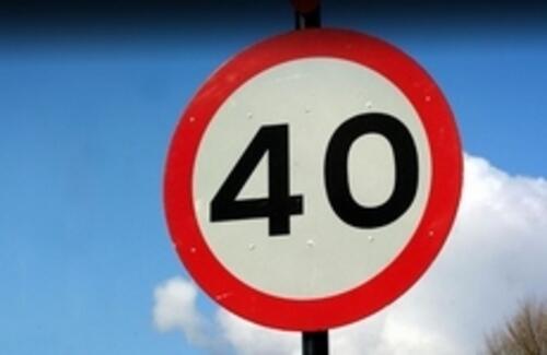 В центре Алматы ограничат скорость до 40 км/ч